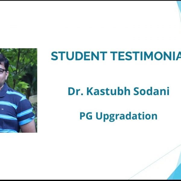 Kodsani success student of PG medicine