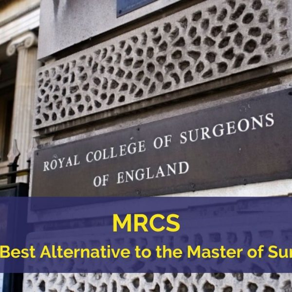 MRCS Royal College Program