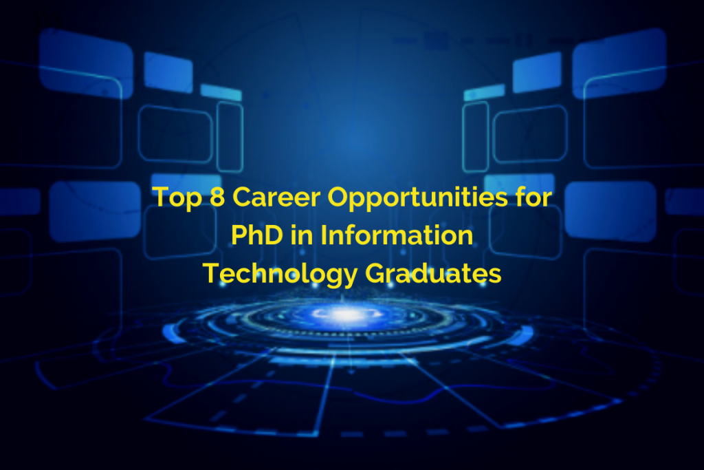 PhD in Information Technology