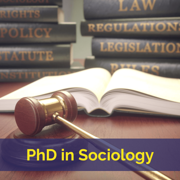 PhD in Sociology