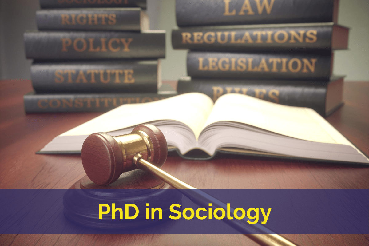 PhD in Sociology