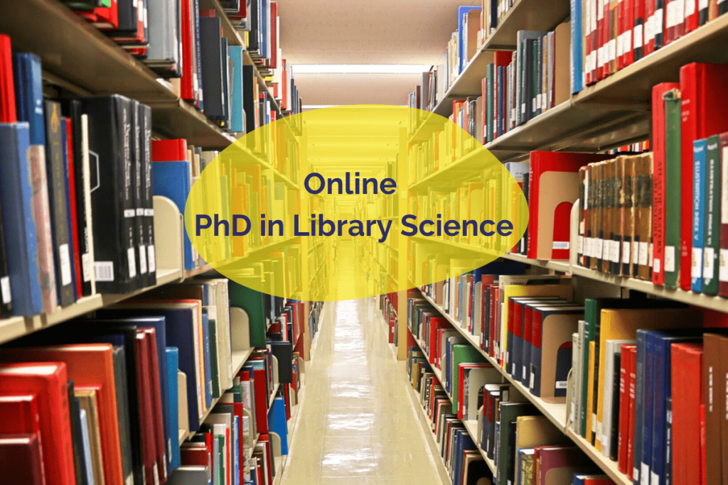 PhD in Library Science