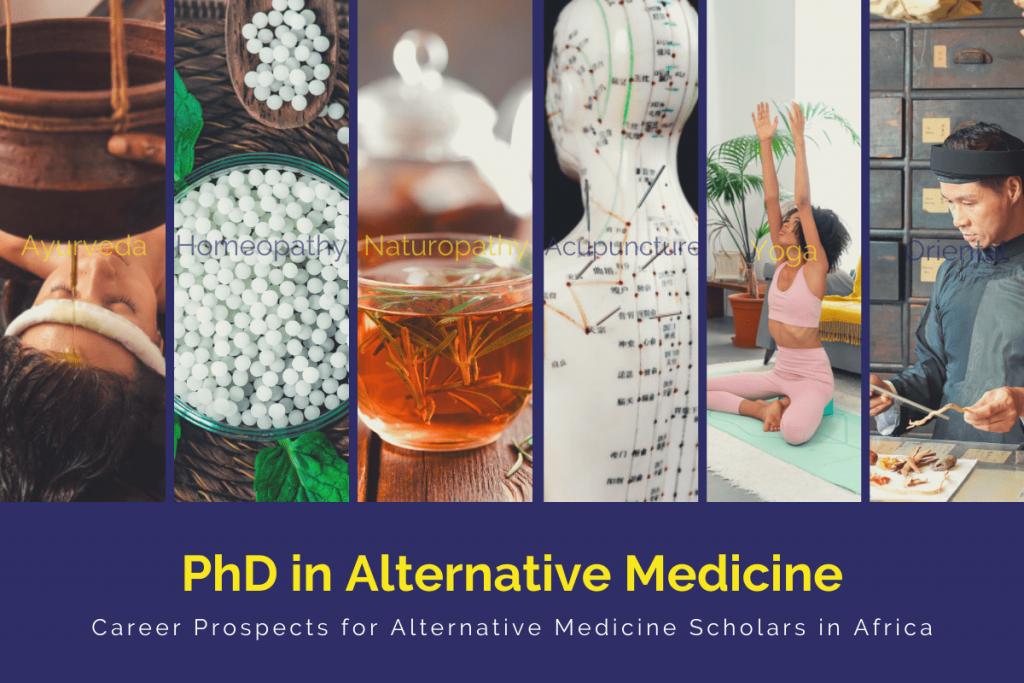 alternative medicine degree