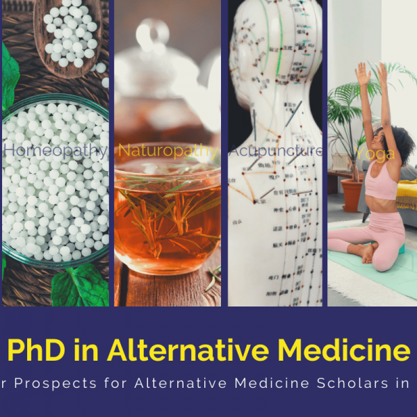 alternative medicine degree