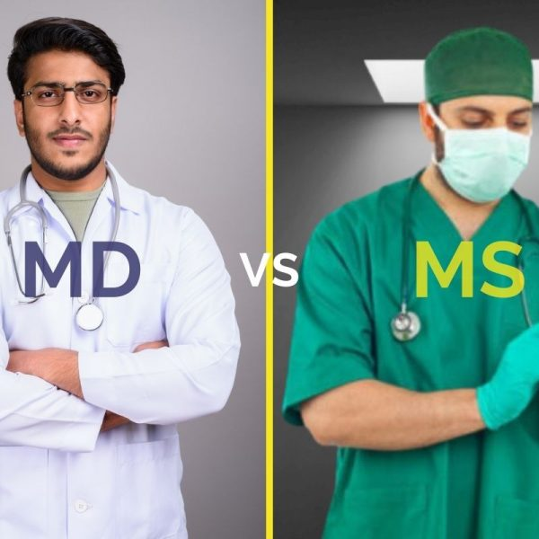 MD vs MS
