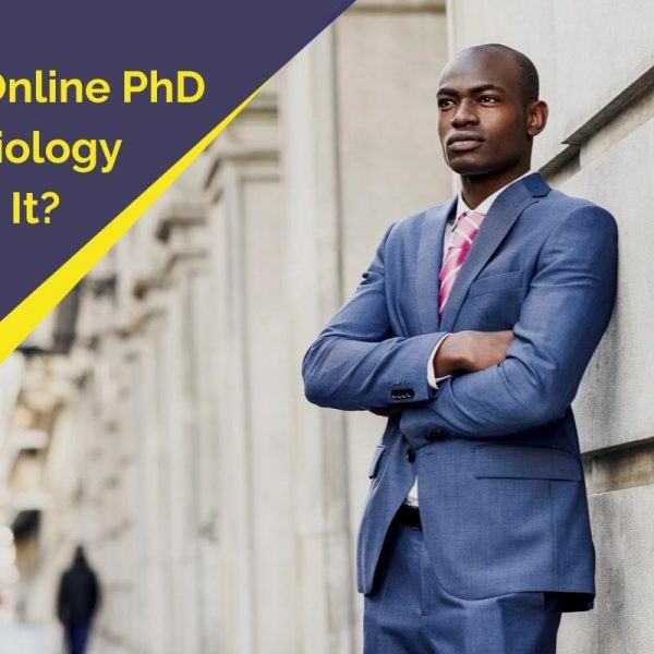 Online PhD in Sociology