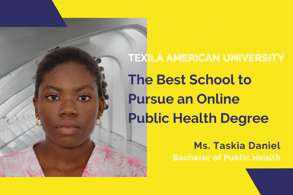 Online Public Health Degree