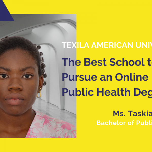 Online Public Health Degree