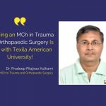 Dr. Kulkarni Pradeep Pilajirao, MCH-Trauma and Orthopaedic Surgery