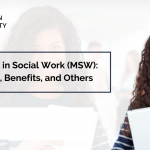 MSW Social Work career