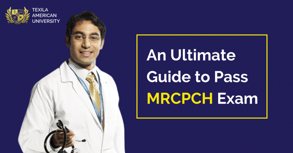 MRCPCH exam