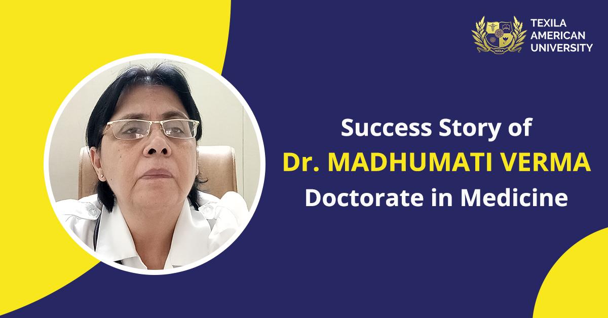Madhumativerma success story