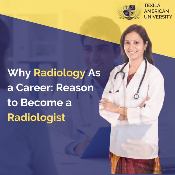 Radiology As a Career growth