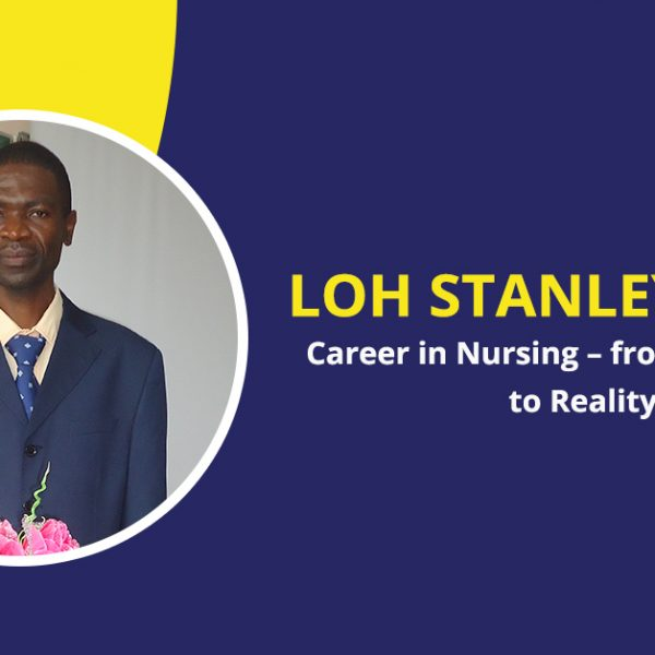 Dr. Loh Stanley Yuh success in Nursing