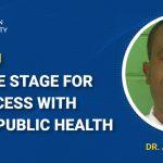 Dr. Zulu success phd in public health