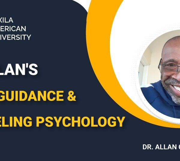 dr allans success in phd