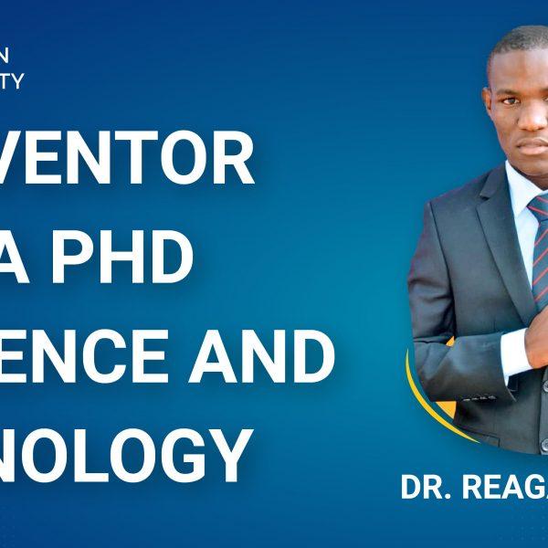 reagan tembo success phd program